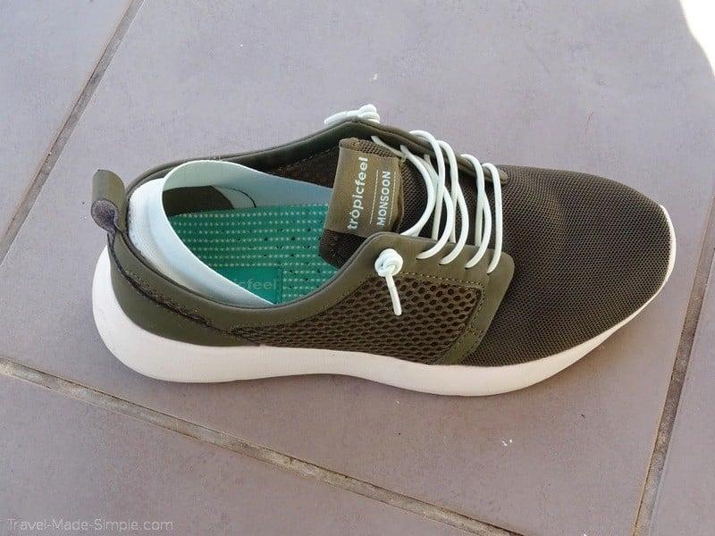 best travel shoes Tropicfeel