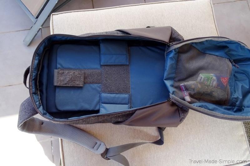 Arcido backpack review Vaga 20L
