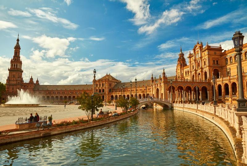 day trips from Malaga - Sevilla