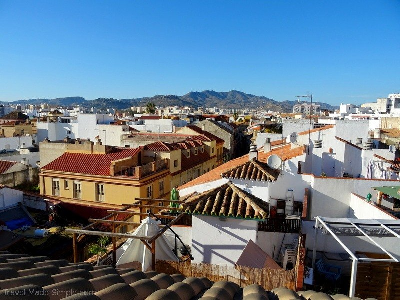 when to visit Malaga Spain