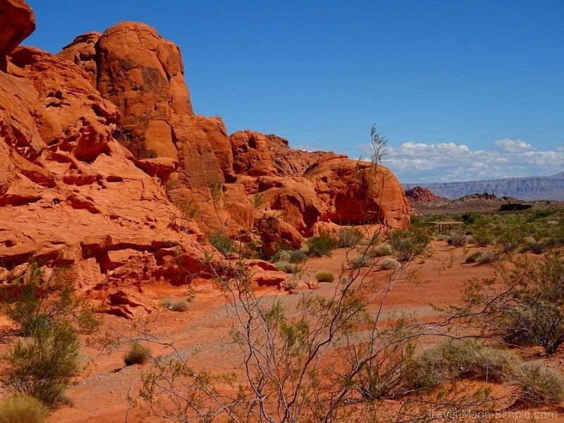 planning a US road trip itinerary - Valley of Fire