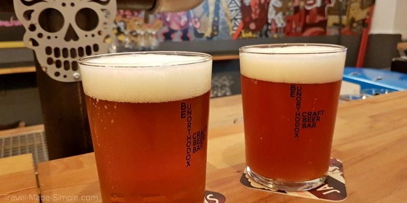 Bratislava Beer Bar BeUnorthodox