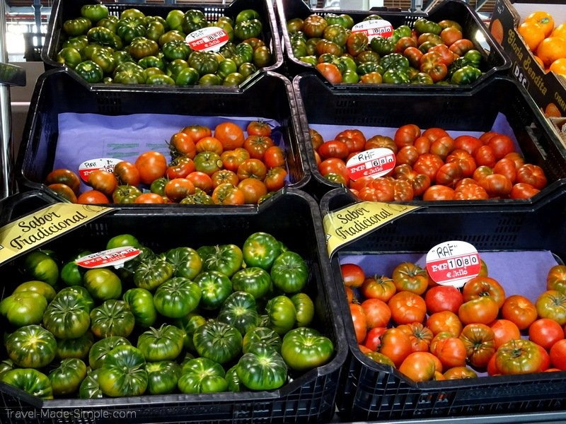 things to do in Almeria Spain raf tomatoes