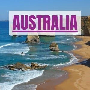 destinations Australia itineraries and tours