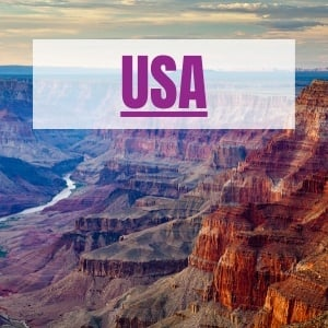 destinations USA itineraries and tours