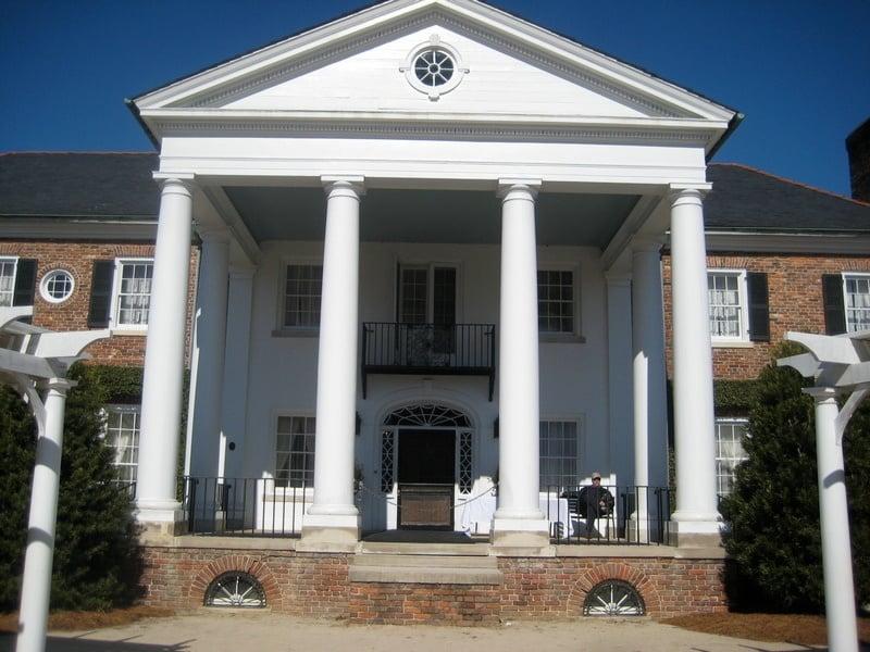 3 day itinerary Charleston - Boone Hall