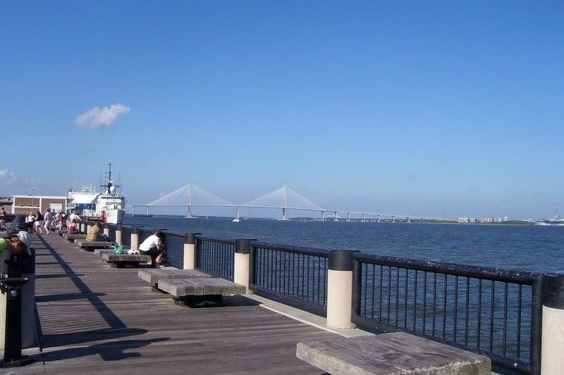 Charleston 3 day itinerary - Charleston Harbor